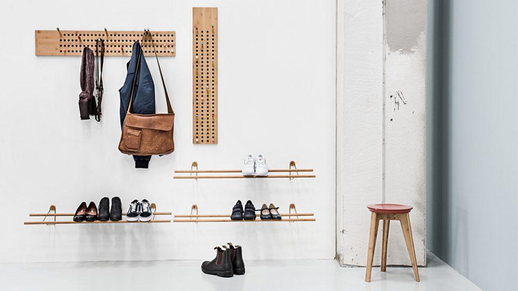 Appendiabiti & scarpiere archivi amf mobili di design