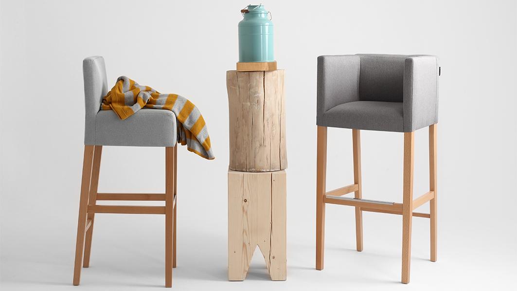 Sgabelli alti da bar amf mobili di design