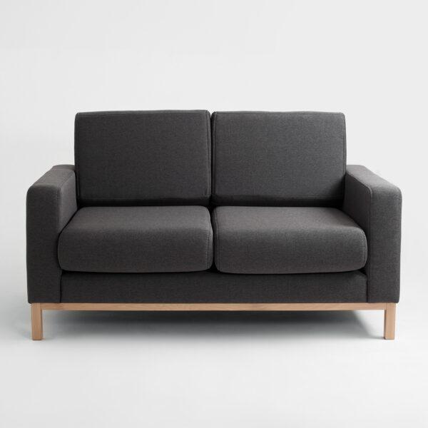 Divano Letto Scandic 2 posti Carbon By CUSTOMFORM | AMF Mobili di Design
