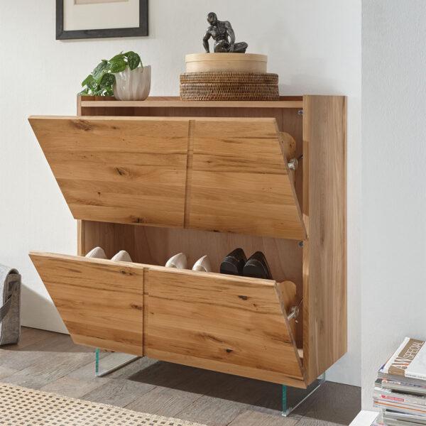 Scarpiera serie Pisa in legno Massello By NORD ARIN | AMF Mobili di ...
