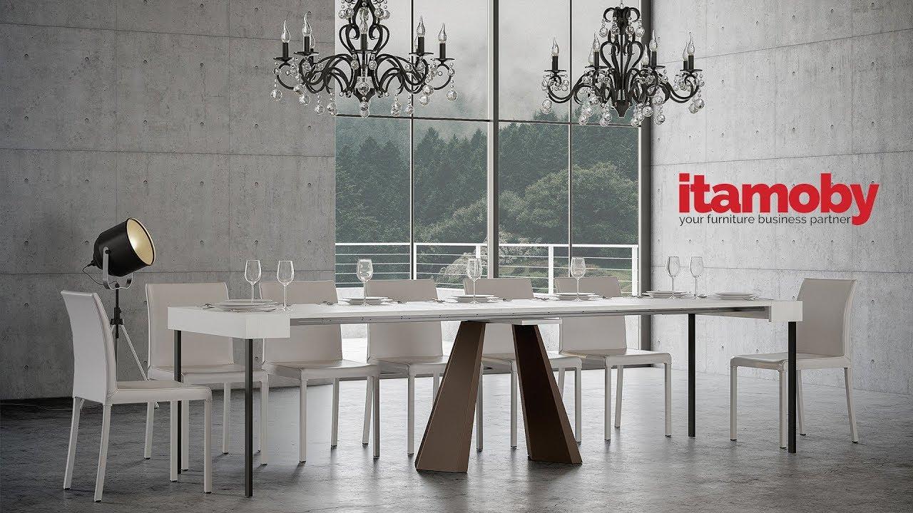 Pezzi Di Design Da Avere itamoby - librerie, tavoli e consolle allungabili | amf